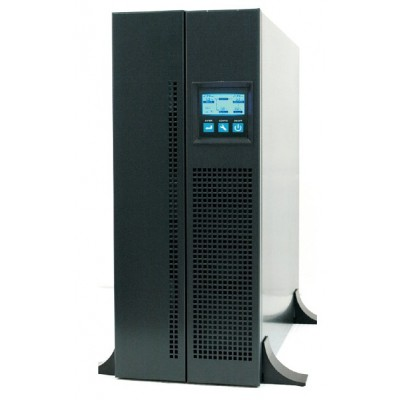 UPS 2000VA 1600W On Line Conversion Double Tower / Rack  - Techly Professional - IUPS-RM2KL9-2