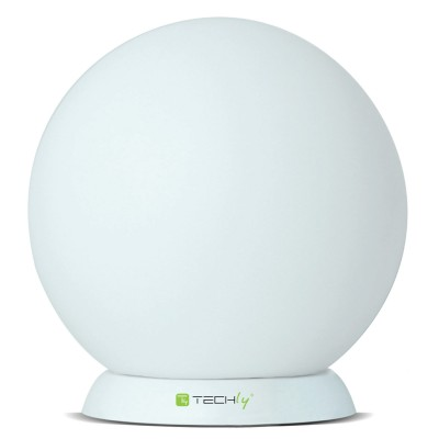 Decorative Multicolor LED Lamp Medium Sphere  - Techly - I-LED BALL-M-1