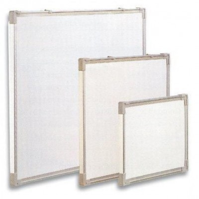 Magnetic Lacquered Whiteboard 90 x 180 cm - Techly - ICA-WH 106-1