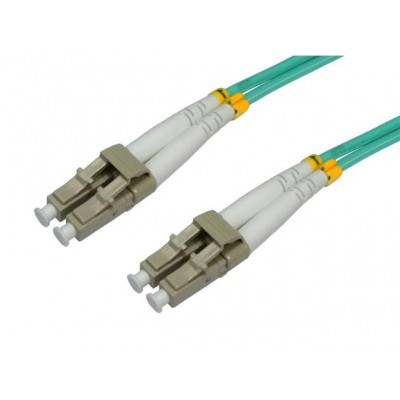 LC/LC Multimode 50/125 OM3 1m Fiber Optics Cable - Techly Professional - ILWL D5-LCLC-010/OM3-1