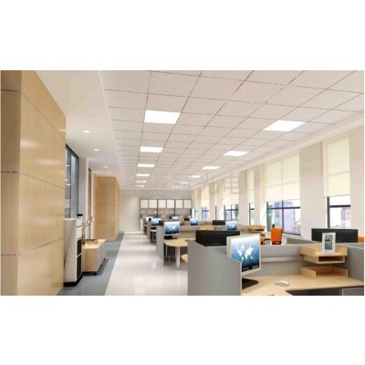 LED Panel Light Flat 42W 60x60cm Neutral White A+ - Techly - I-LED-P66-F442W-3