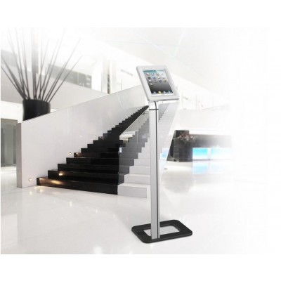 "Floor Stand with Security Key for iPad/Tablet 9.7""-10.1"" - Techly Np - ICA-TBL 1501-1"