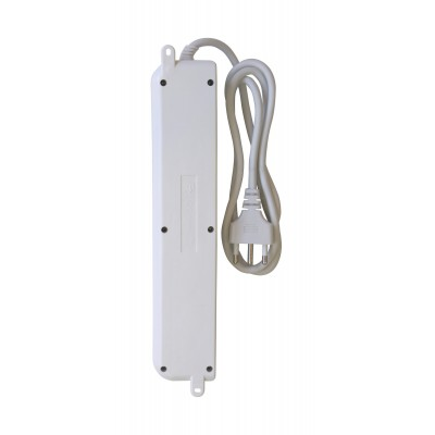 Power Strip 5 Italian / Schuko 5m Cable - Techly - IUPS-PCP-LC5-4