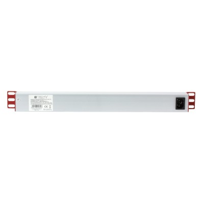 "Rack 19"" Power Strip 1U 8 Outlets C13 - Techly Professional - I-CASE STRIP-813T-6"
