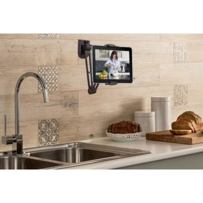 """Wall Extensible Support for Tablet and iPad 4.7""""-12.9"""" - Techly - ICA-TBL 2802-1"""