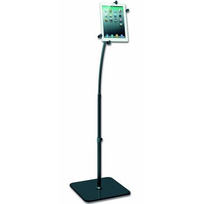 """Floor Stand for iPad/Tablet 7""""-10.4"""" - Techly Np - ICA-TBL 507-1"""