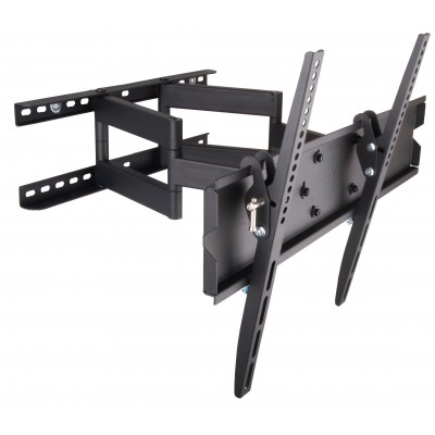 """42""""-70"""" Wall Bracket for LED LCD TV Full-Motion Dual Arm - Techly - ICA-PLB 147XL-1"""