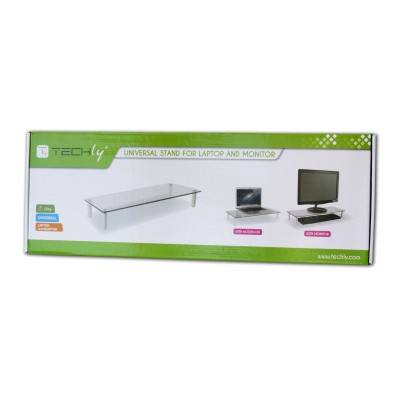Universal Tabletop Monitor Riser - Techly - ICA-MS 461-1