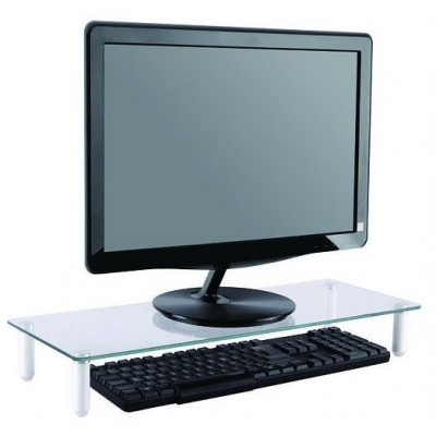 Universal Tabletop Monitor Riser - Techly - ICA-MS 461-2