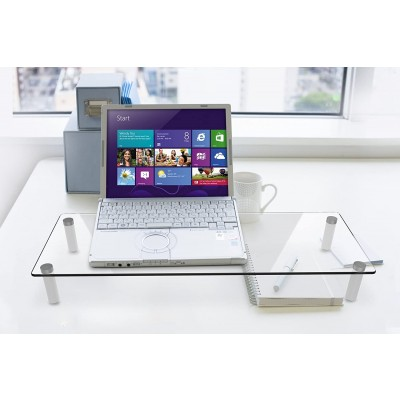 Universal Tabletop Monitor Riser - Techly - ICA-MS 461-8