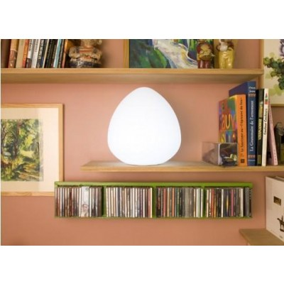 Lampada LED Multicolor da Arredo Rock - Techly - I-LED ROCK-3