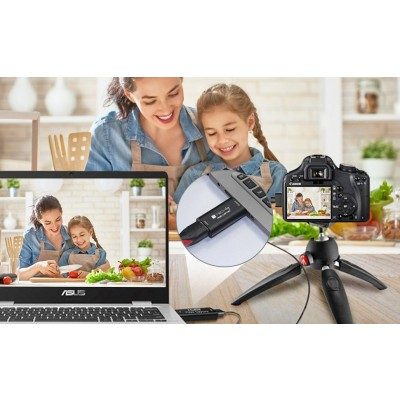 Video Capture Card 1080P HDMI Portable - Techly - I-USB-VIDEO-1080TY-4