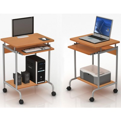 Desk for Computer 'Compact' - Techly - ICA-TB S005-0