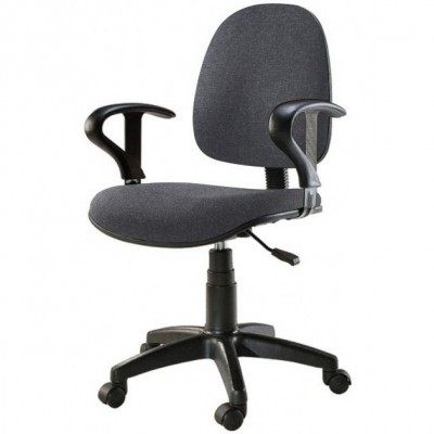 Easy Office Chair Grey - Techly - ICA-CT MC04GY-1