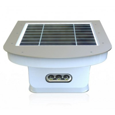 Outdoor with Motion Sensor + 70 700 lumens LED lamp Solar - Techly Np - I-LAMP-SLE21-3