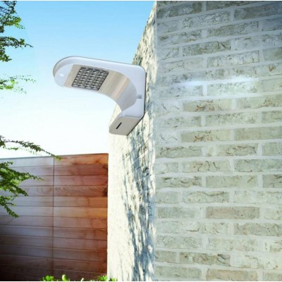 Outdoor with Motion Sensor + 70 700 lumens LED lamp Solar - Techly Np - I-LAMP-SLE21-5