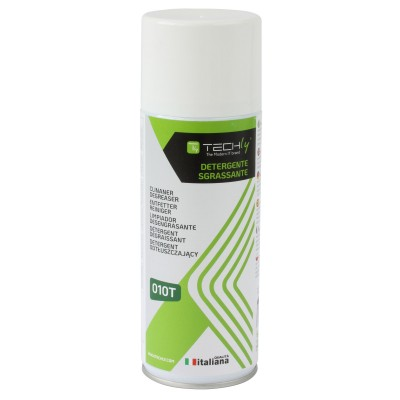 Degreasing cleaner 400 ml - Techly - ICA-CA 010T-1