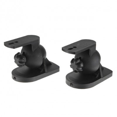 Pair Speakers Wall Brackets Universal Adjustable - Techly - ICA-SP SS28-8
