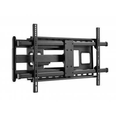 """Wall Bracket Extendable Arm up to 1015 mm for LCD 43-80"""" Black - Techly - ICA-PLB 490-3"""