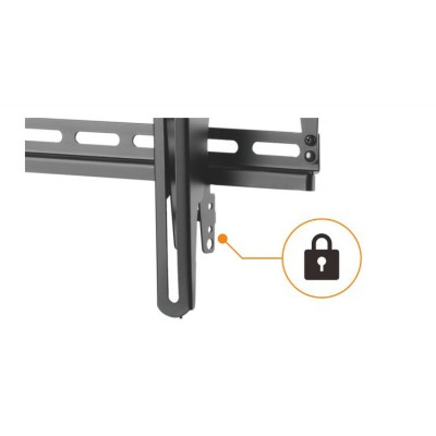 "Fixed Heavy-Duty Folding TV Mount for 32-70"" TV - Techly - ICA-PLB 59F-3"