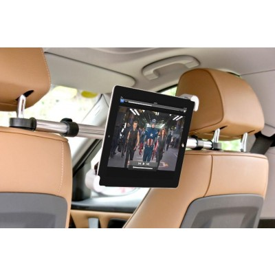 "Car Support for iPad Tablet 9-11"" - Techly - I-TABLET-CAR3-2"