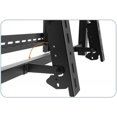 "45""-70"" Wall Bracket for LED TV LCD for VideoWall application - Techly Np - ICA-PLB 046F-3"