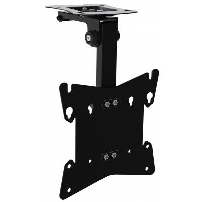 """Fold-up TV Ceiling Mount for TV LED LCD 17-37"""" - Techly - ICA-CPLB 08-1"""
