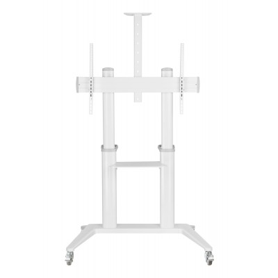 """Floor Stand for TV from 70"""" to 120"""" White - Techly - ICA-TR49W-1"""
