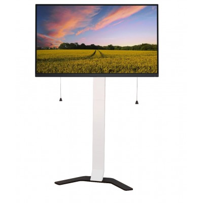 """Super Slim Floor Stand for TV from 32"""" to 70"""" - Techly - ICA-TR47-4"""