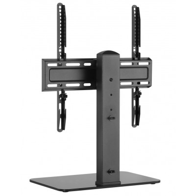"""Universal Desktop Stand for Monitors and TVs from 32"""" to 55"""" - Techly - ICA-LCD 323M-2"""