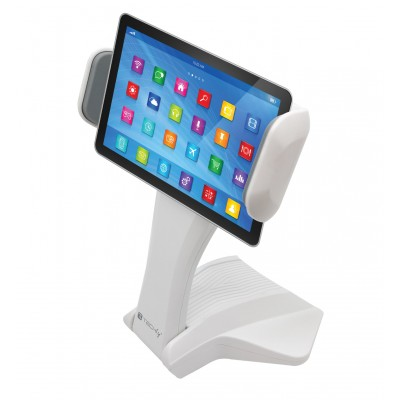 "Universal Desktop Stand for Smartphone and Tablet up to 15"" - Techly - ICA-TBL 106-1"