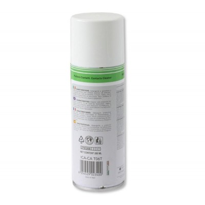 Contacts Cleaner 200ml - Techly - ICA-CA T06T-1