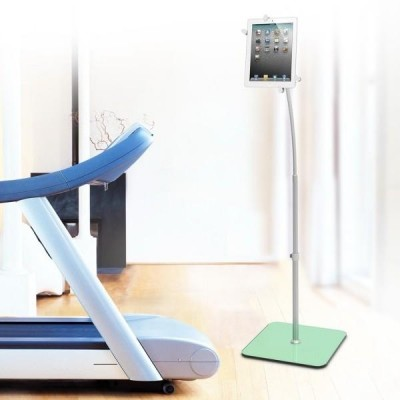 """Floor Stand for iPad/Tablet 7""""-10.4"""" - Techly Np - ICA-TBL 507-4"""