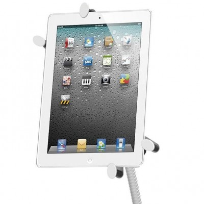 """Floor Stand for iPad/Tablet 7""""-10.4"""" - Techly Np - ICA-TBL 507-2"""