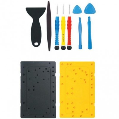 Kit 11 Tools Repair and Opening for iPhone4 / 4s - Techly Np - I-PHONE-TOOL3-1