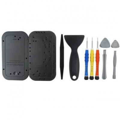 Kit 11 Tools Repair and Opening for iPhone5 - Techly Np - I-PHONE-TOOL2-1