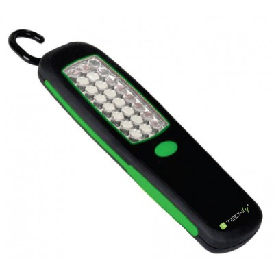 24 LED Lamp with Hook and Magnet - Techly - ITC-LED WL2-4