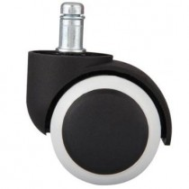 Clip Wheel for Office Chair in Polyurethane-ICA-CT 891-WHE-Techly