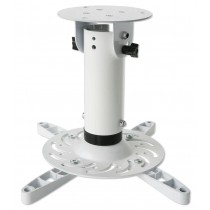 Bracket Universal Projector Ceiling White - Techly - ICA-PM 200WH