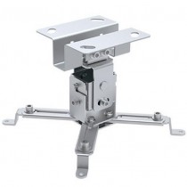 Projector Ceiling Support Extension 130mm Silver - Techly - ICA-PM 2S