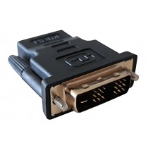 HDMI (F) to DVI-D (M) Adapter - Techly - IADAP HDMI-651