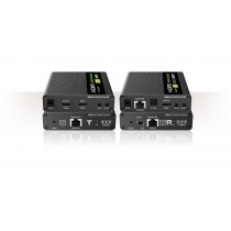 Extender Amplifier 4K HDMI up to 70m on Cat.6/6A/7 Cable one to one connection - Techly - IDATA EXT-676E