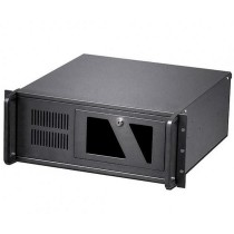 Industrial Rackmount Computer Chassis 400 mm - Techly - I-CASE MP-P4HX-BLK