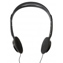 Stereo Headphone with Padded Earphones - Techly - ICC-SH-481TY
