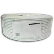 S/FTP Hank Cable Cat.6A Copper 100m Stranded PIMF Grey - Techly Professional - ITP-C6A-FLS100