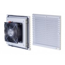 IP54 fan unit 140mc/h - 204x204 mm - Techly Professional - I-CASE IP-FAN204