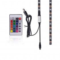 30 LED RGB USB Strip for Backlight TV A++ - Techly Np - I-LED-TV