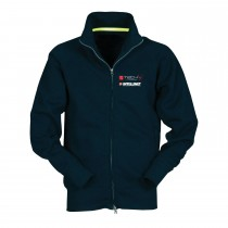 Black sweatshirt for man size L with Techly Professional and Intellinet logos - Techly - I-NET-FELL