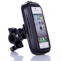 Waterproof Case for Smartphones by Bike up to 5 inches - Techly Np - I-SMART-CYCLE3