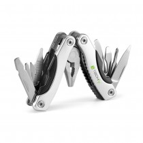 Mini Multi-function Pliers in Stainless Steel and Aluminum - Techly - I-TLY-PINZA